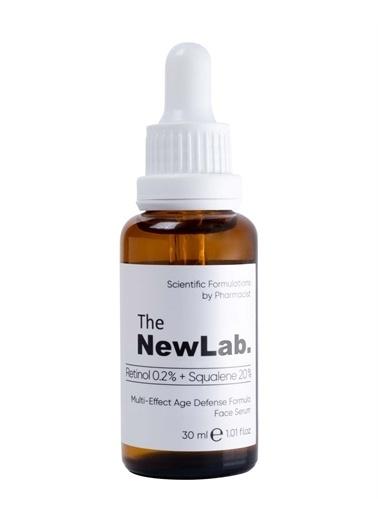 The NewLab Yaşlanma Karşıtı Yüz Serumu Retinol 0.2% + Squalene 20%  Renksiz